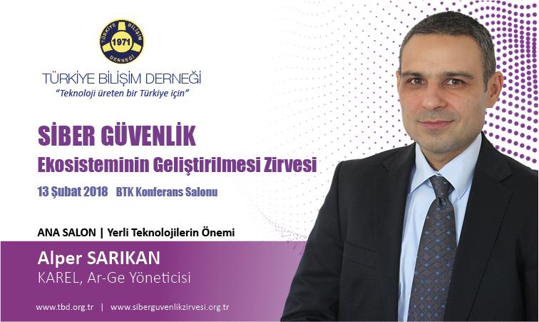 Siber G-venlik Zirvesi-Alper SARIKAN_Banner