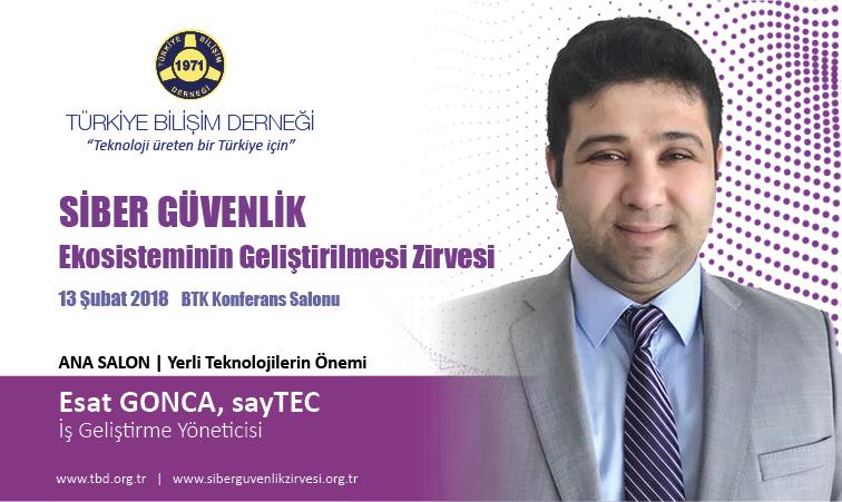 Siber G-venlik Zirvesi-Esat GONCA_Banner