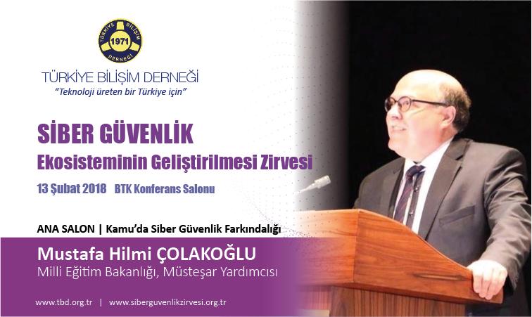 Siber G-venlik Zirvesi-Mustafa Hilmi -OLAKO-LU_Banner