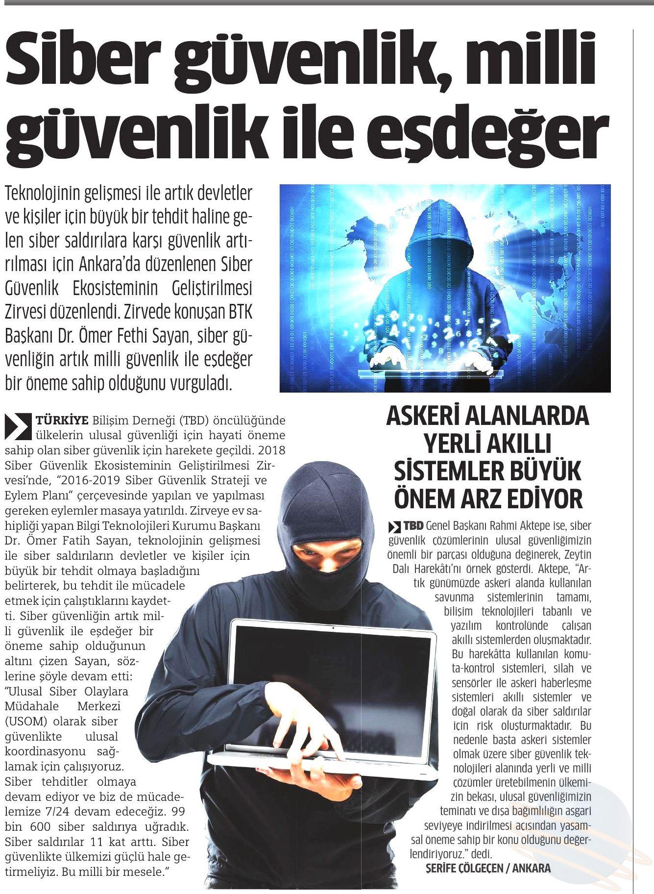 siber-guvenlik-milli-guvenlik-ile-esdeger-milli-gazete-tbd