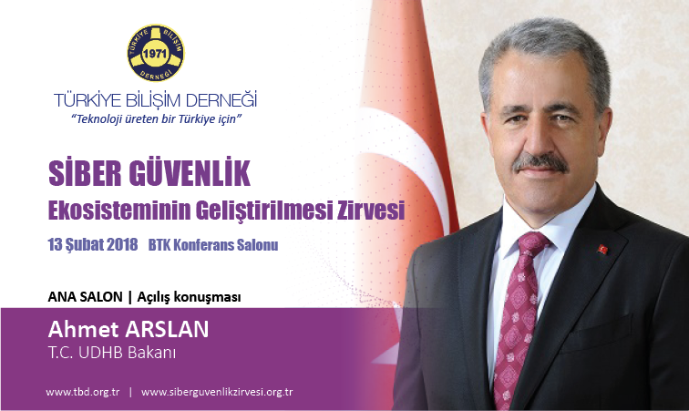 1-Siber G-venlik Zirvesi-Ahmet ARSLAN_Banner